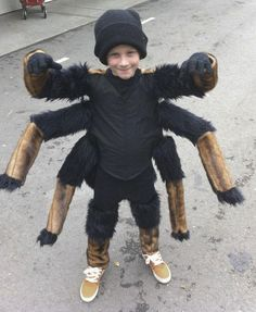 Tarantula Spider Halloween Costume