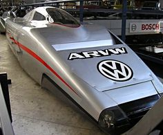 Volkswagen ARVW - you can see that car in Motor Museum in Ryga.