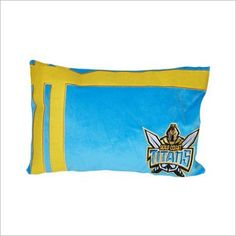 NRL Titans Rectangular Cushion C A Australia