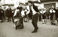 Street Dance in Italy
