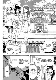 Nisekoi (KOMI Naoshi) 128 Page 7