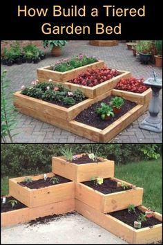 60 Amazing Creative Wood Pallet Garden Project Ideas garden design ideas children Get Inspired With These Fresh Landscaping Ideas