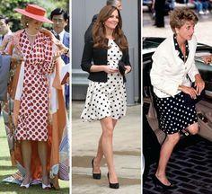 Модный тренд всех времен — платья в горох – Ярмарка Мастеров