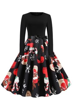 $27 product name: SD1007 Christmas Dress Catalogue: Christmas Dresses Item Code: D160222067600611 Color: Red,Burgundy,Yellow,Pool,Dark Navy Size: S,M,L,XL,XXL Festival: Christmas Material: Polyester #Christmasdress #christmas #ChristmasOutfitsWomen #ChristmasDressesForTweens #MatchingFamilyChristmasOutfits #WorkChristmasPartyDress #ChristmasPartyOutfit #KidsChristmasDress #CasualChristmasPartyOutfit #WinterWonderlandDresses #ClassyChristmasDresses #GirlsSantaDress #ChristmasSweaterDress Matching Family Christmas Outfits, Christmas Dresses For Tweens, Girls Red Christmas Dress, Sexy Christmas Outfit, Vintage Christmas Dress, Christmas Sweater Dress, Classy Christmas, Kids Christmas, Green Christmas