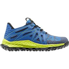 low priced 2f4f9 2c9ed Adidas Boys  Vigor Bounce J Running Shoes (Blue Yellow, Size 4.5)