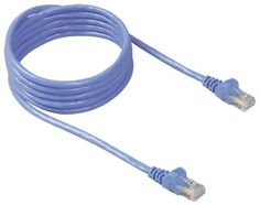 3ft Patch Cord Refreshing And Beneficial To The Eyes Helpful 3 Ft Cat5e Blue Snagless Shielded Rj45 F/utp Cat 5e Patch Cable Computer Cables & Connectors Computers/tablets & Networking