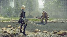 NieR Automata New Trailer Declares 'Glory To Mankind'