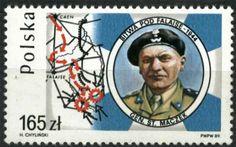 General Stanislaw Maczek zegel.