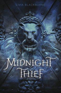 Midnight Thief (Midnight Thief, #1)