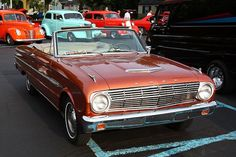 1962 Ford Falcon Convertible Maintenance/restoration of old/vintage vehicles: the material for new cogs/casters/gears/pads could be cast polyamide which I (Cast polyamide) can produce. My contact: tatjana.alic@windowslive.com