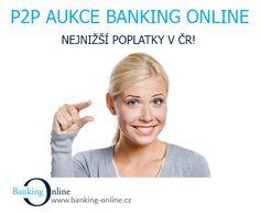 Refinancujte s P2P půjčkou s úrokem pod 5%!  Banking Online umožňuje získat P2P půjčky s úrokem už od 3% a poplatky pouze 1,5% pro žadatele a 0,8% pro investora.   Díky tomu získáte na P2P aukci Banking Online opravdu levné půjčky.