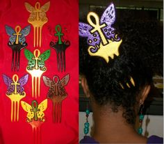 GREETINGS SISTERS....I AM A WOOD WOODCARVING ARTIST...I ENJOY HAND CARVING NATURAL HAIR ACCESSORIES TO ADORN NATURAL HAIR BEAUTY..!!! https://etsy.com/shop/THENUBIANTHRONE