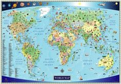 Illustrated Map of the World for Kids (Children's World Map) by Akros,http://www.amazon.com/dp/9871663021/ref=cm_sw_r_pi_dp_noNesb1WXXVT18CK