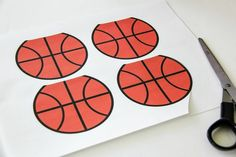 These handmade paper basketball treat bags are the perfect addition to your next basketball party. Basketball Party, Basketball Gifts, Basketball Season, Football And Basketball, Coach Gifts, Team Gifts, Baseball Treats, Baby Shower Games Unique, Team Mom