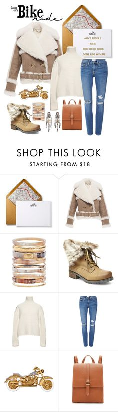 """""""AMY .... Ride or Die Chick"""" by conch-lady ❤ liked on Polyvore featuring Terrapin Stationers, Burberry, Ashley Pittman, Steve Madden, Marni, Frame Denim, Meli Melo and Erickson Beamon"""