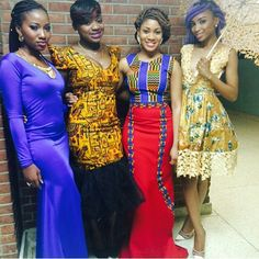 If you are dressing to make an impression, our latest ankara collection beautifully executed the trends of the season with impeccable personality. The stunning styles are not only eye-catching, but also party-ready. You will certainly receive several compliments, whether you are on the red carpet or at a wedding. Bright and enticing designs are awesomely …