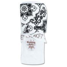 Trend Lab Versailles Receiving Blanket  kohls