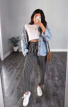 ✧☾ pinterest \\ @zulprvncess Womens Fashion, Pants, Women's Fashion, Ladies Fashion, Fashion Women, Trousers, Feminine Fashion, Woman Fashion, Trouser Pants
