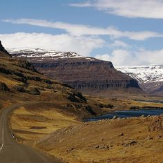 On the road again. Eastern Iceland. #hasajacezajace #iceland #iloveiceland #travelphotography #travel #travelmore #instatravel #trip #outdoorlife #outdoorwoman #outdoor #roadtrip #road #ontheroad #ontheroadagain #lake #fjord #mountains #gory #islandia #photography #skyporn #cloudscape #sky #cloudporn #cloud #clouds #perfectweather #bestweather
