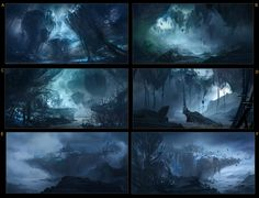 shadow isles league of legends - Google Search