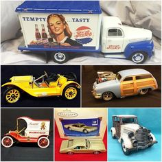 Great gifts for your favorite model car collector! #VintageCar #MyThriftStores