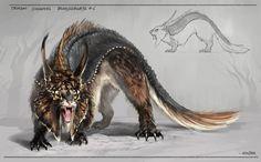 monster : bloodsports 6 by Kolsga.deviantart.com on @DeviantArt