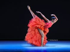 Alvin Ailey dancer.