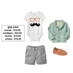 Taylor Joelle Designs: Childrens Style Guide - Baby Boy