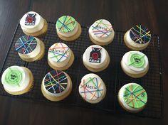 Laser Tag Birthday Cake Birthday Themed Cakes Laser Tag