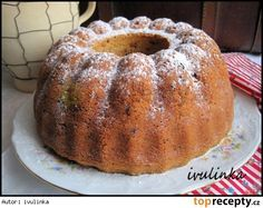 Bábovka s jablkem a Margotkou Bunt Cakes, Pound Cake, Baked Potato, Sweet Recipes, Sweet Tooth, French Toast, Sweets, Bread, Baking
