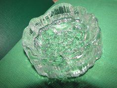 Vintage KOSTA BODA? ORREFORS? Pukeberg? Art Glass Vase bowl Ashtray Sweden