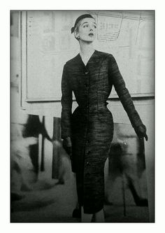 Ferdinandi Haute Couture - Roma 1951 - Jane Sprague