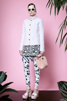 Opening Ceremony Resort 2015 - Review - Fashion Week - Runway, Fashion Shows and Collections - Vogue