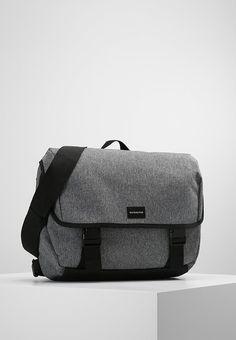 Quiksilver CARRIER - Laptoptas - light grey heather - Zalando.nl