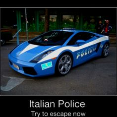 Gotta love Italy!
