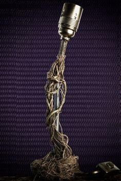Organic Roots Lamp