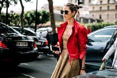 #StreetStyle: PFW Primavera-verano 2018 - Helena Bordon | Galería de fotos 50 de 74 | VOGUE