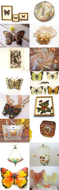 Mountain of Butterflies by Linda Sapp Long on Etsy--Pinned with TreasuryPin.com