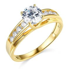 online shopping for Decatur Diamond District Yellow White Gold Engagement Rings Women from top store. See new offer for Decatur Diamond District Yellow White Gold Engagement Rings Women Engagement Ring Sizes, Gold Engagement Rings, Wedding Engagement, Engagement Ideas, Post Wedding, Black Hills Gold, White Gold, Gold Gold, Gold Wedding Rings