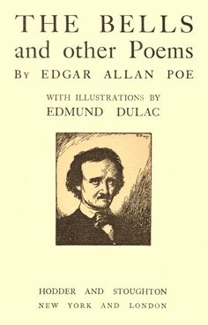 Edgar Allan Poe  Illustrated by Edmund Dulac