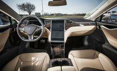 2017 Tesla Model S Interior