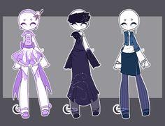 CUSTOM Outfits: SwirlyMaajiks by Lunadopt on DeviantArt
