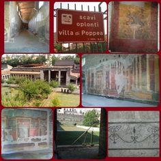 Scavi di #Oplonti e Villa di #Poppea #italy