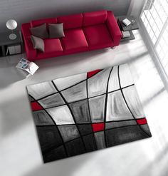11 meilleures images du tableau Décoration Salon Rouge | Color red ...