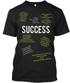 Limited Edition SUCCESS T shirt! http://teespring.com/new-limited-edition-success-t