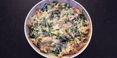 En pastaret, der både er utrolig lækker og virkelig nem at lave, da det hele bliver tilberedt i ovnen.