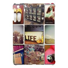 Create Your Own Instagram Cover For The iPad Mini.  $42.95
