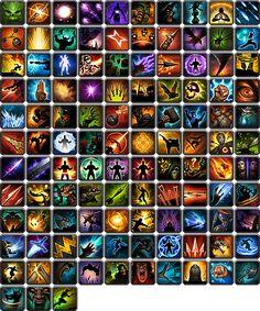 Macro Icon Pack from Diablo 3 by TSG-Arakara.deviantart.com on @deviantART