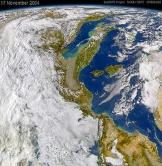 Croatia by NASA Goddard Photo and Video, via Flickr