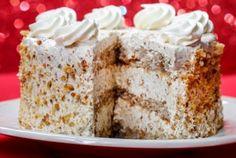 Kad niste sigurni da li će torta osvojiti srca svih gostiju, dodajte još malo oraha... i još malo... i još malo...